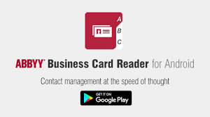Best Business Cards 2020.Best Business Card Scanner Apps In 2020 Smb Resource